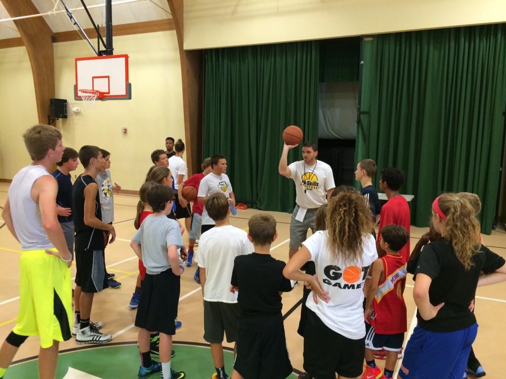 Pro Skills Basketball Clinics