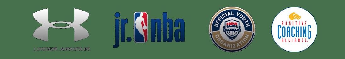 Pro skills basketball sponsor logos