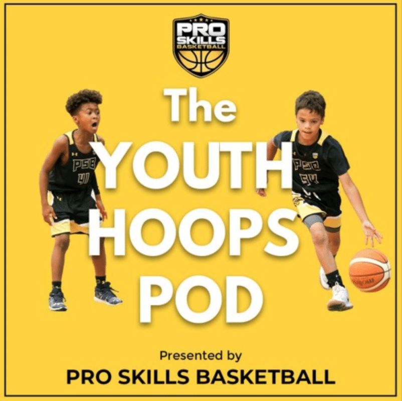 Youth Hoops Pod presented by Pro Skills Basketball