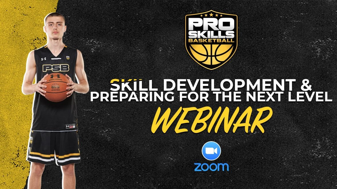 skills development webinar featuring brandon payne