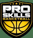Pro skills basketball logo usa