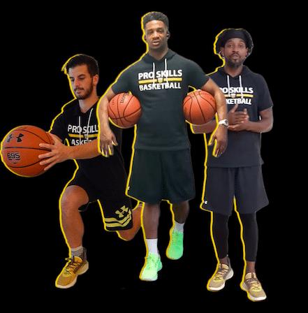 PSB+ Online Basketball Training