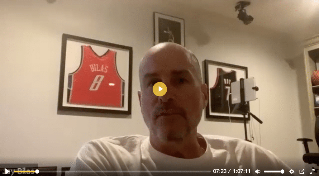 Jay Bilas Youth Basketball Webinar